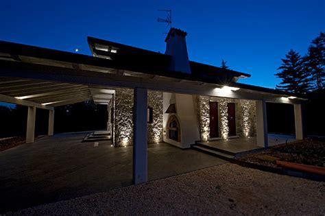lade a muro moderne lade esterne a muro illuminazione esterno casa