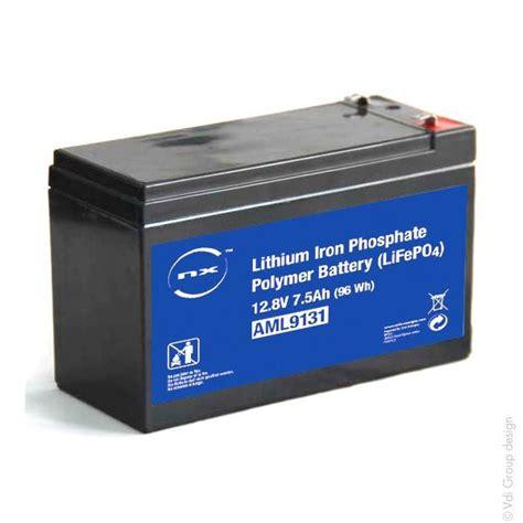 Chargeur De Batterie 151 by E44 Batterie Lithium Fer Phosphate Lifepo4 12v 7 5a 151