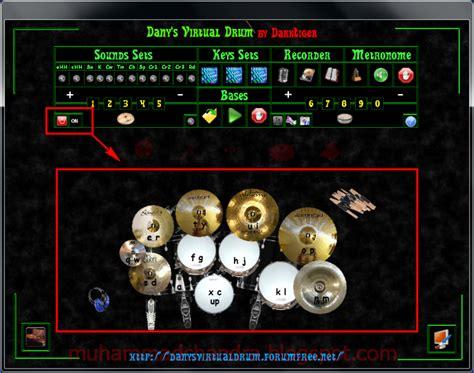 tutorial bermain real drum free software tips trick komputer tutorial virtual