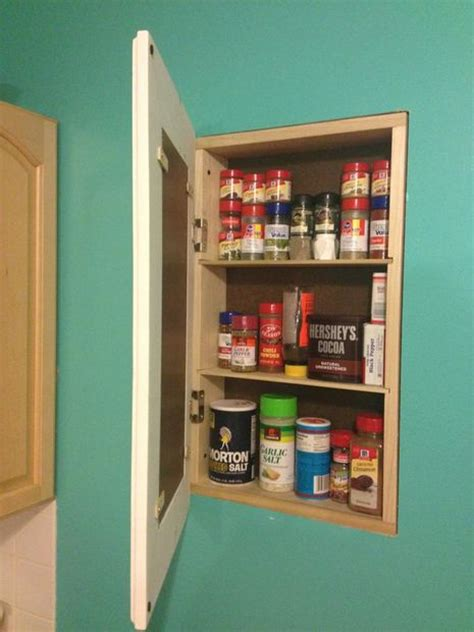How To Build Inset Cabinets by Build A Recessed Storage Cabinet