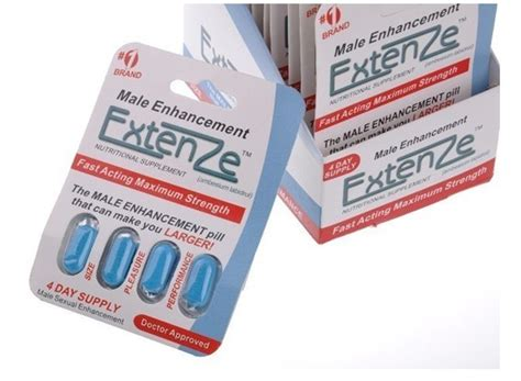 supplement 4 sfc extenze enhancement herbal enlargement
