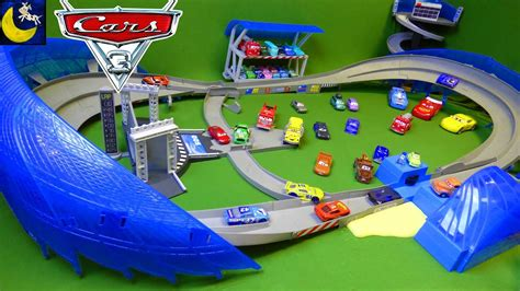 racing tracks in florida disney cars 3 toys ultimate florida 500 speedway race track ramirez jackson