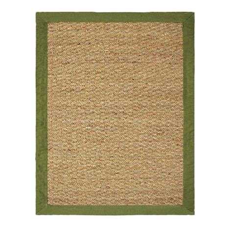 home depot seagrass rug chesapeake merchandising seagrass 2 ft x 3 ft indoor area rug 11758 the home depot