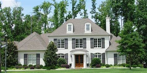 french style home plans small french style house plans