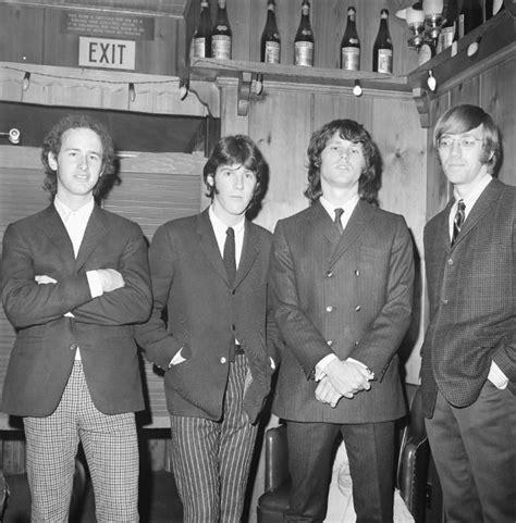 The Doors 1966 by Doors 1966 California Los Angeles Whisky A Go Go L R