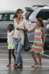 Halle Berry Makes Out With The Ground by Halle Berry Enjoys A Day Out With Nahla Daily