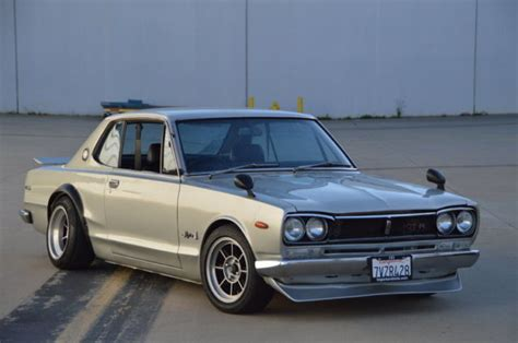 nissan gtr for sale in california 1971 nissan skyline 2000gtx for sale in