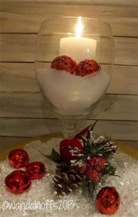 christmas decorating with hurricane ls how to make a hurricane candle holder