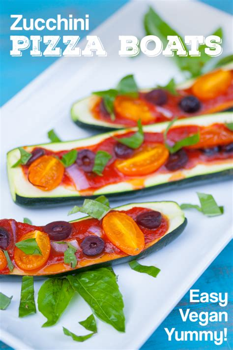 freeze zucchini boats zucchini pizza boats easy and vegan