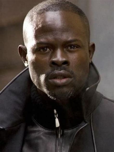 Djimon Hounsou Is One Dude by The Justice League Mxdwn