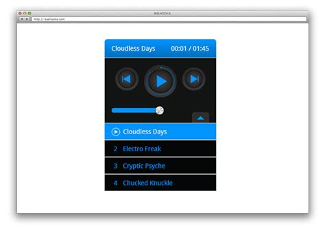 html5 player template 8 html5 audio player plugins with flash