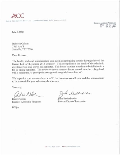 Award Reference Letter Letters Of Recommendation And Awards