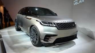 land rover range rover velar coupe suv arrives this summer