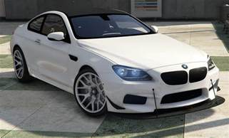 2013 bmw m6 coupe gta5 mods