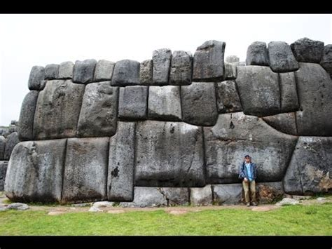 Search In Peru Search For The Ancient Megalithic Quarry Of Sachsayhuaman