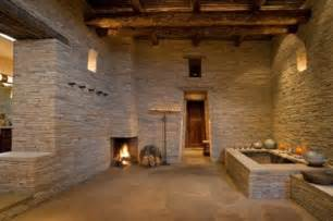 sculptural rough stone bathroom design digsdigs