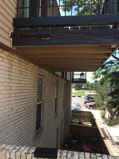 cantilevered deck cantilevered balcony safety homebuilding