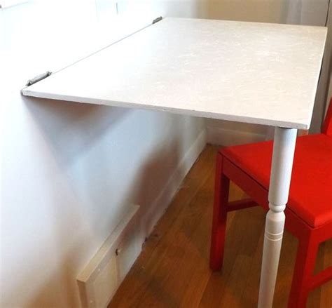 diy hinged table legs great diy organizing project they also sell these fold
