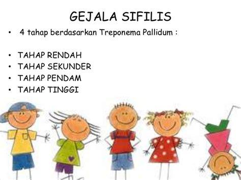 membuat poster pencegahan penyakit seksual sifilis dan hiv pada kanak kanak