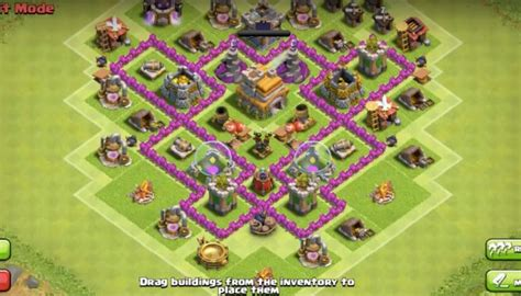 ultimate th6 layout th6 hybrid base www pixshark com images galleries with