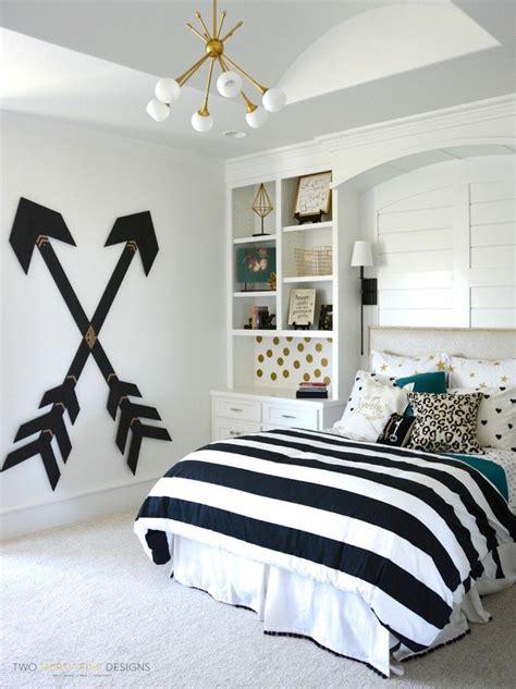 wooden wall arrows diy ideas teen girl rooms room