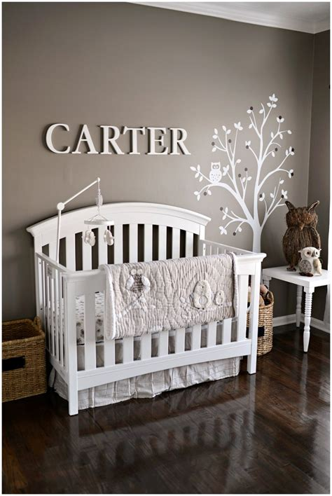 Baby Boy Nursery Wall Decor Ideas Vote March Room Finalists