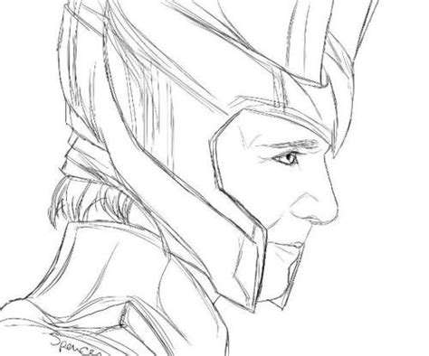 blank coloring pages avengers loki coloring pages its blank so all you loki fans can