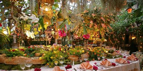 Garden Catering Provencal Restaurant In Eze Is A