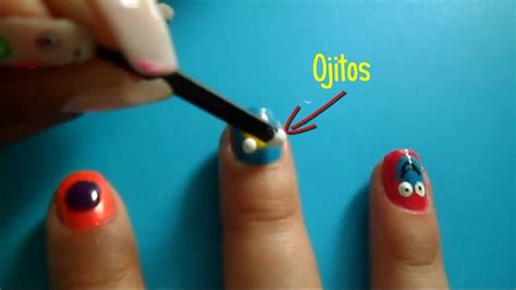 fotos de uñas acrilicas gratis 6 decorado de u 241 as caritas 2012 youtube