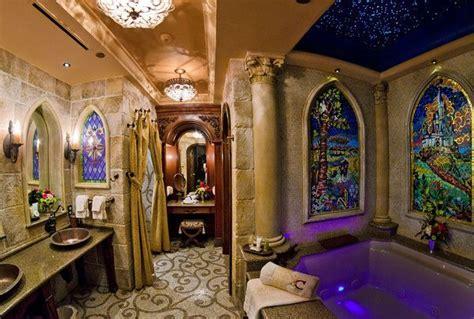 bathrooms in castles castle master bathroom