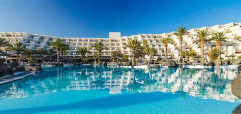 best lanzarote hotels luxury melia salinas windsurf golf tennis hotel sportif