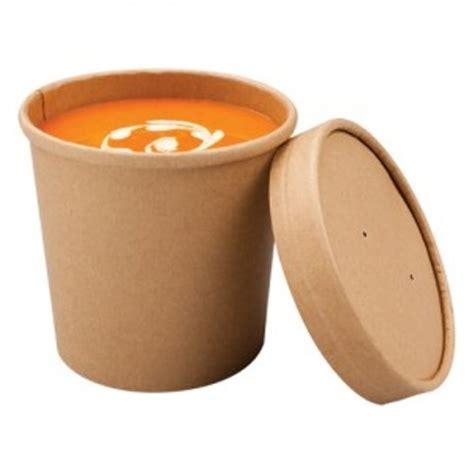 bicchieri take away bicchiere contenitore porta zuppa minestre in cartoncino
