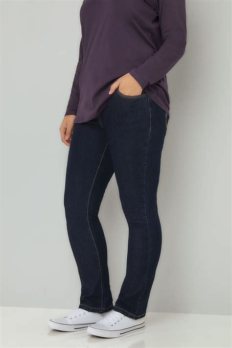 Check Balance On Indigo Gift Card - indigo pull on straight leg ruby jeans plus size 14 to 28