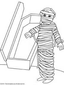 egyptian mummy coloring pages for kids get coloring pages