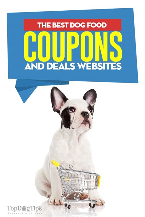 dog food coupon deals 20 best dog food coupons and coupon sites to save on pet foods