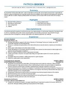 Workforce Development Manager Sle Resume by Coordinator Of And Workforce Development Resume Exle The Center For Discovery