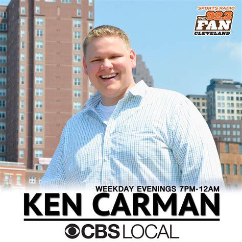 92 3 the fan podcast ken carman podcast