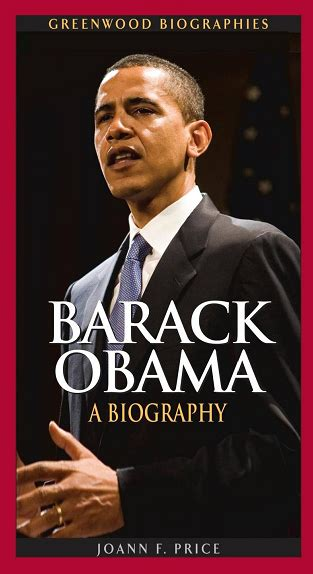 biography of barack obama pdf barack obama a biography written by joann f price urdu