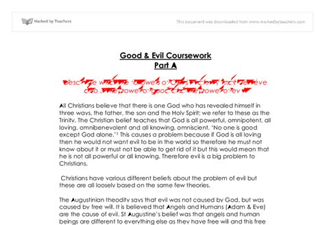 Vs Evil Essays by Vs Evil Essays Drugerreport269 Web Fc2