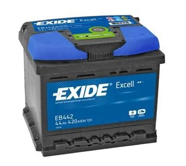 Car Battery Types Uk by Exide Excell Car Battery Type 063 3 Year Warranty Eb442