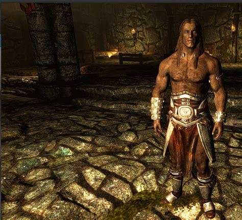 skyrim nexus male armor tsun armor and weapon male only at skyrim nexus mods