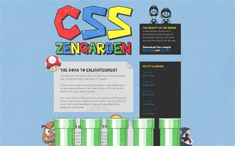 css tutorial zen garden css zen garden jack rugile