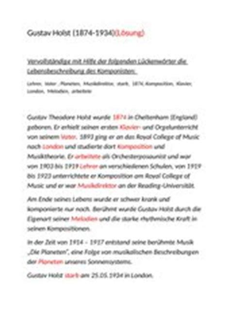 Tabellarischer Lebenslauf Joseph Haydn 4teachers Lehrproben Unterrichtsentw 252 Rfe Und Unterrichtsmaterial F 252 R Lehrer Und Referendare