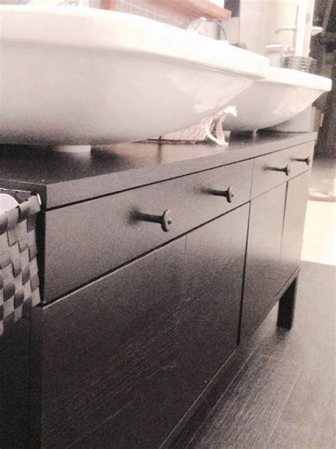Ikea Hack Badezimmer Unterschrank by Bad Unterschrank Ikea Rheumri