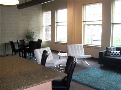 one bedroom apartments detroit the lofts of merchants row rentals detroit mi