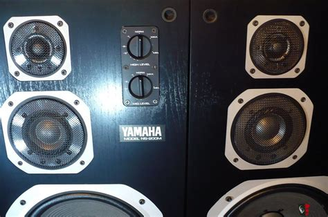 Monitor Ns yamaha ns 200m monitor speakers photo 657551 canuck