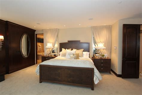 la bedroom in la jolla luxury master bedroom before and after robeson design
