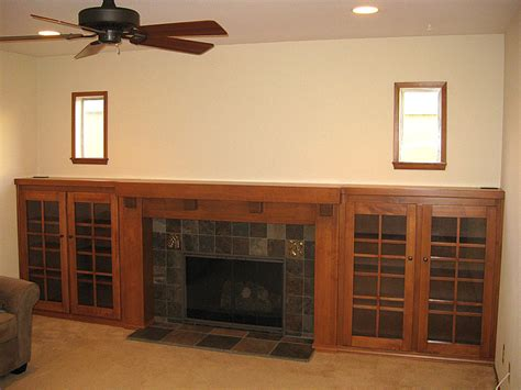 Arts And Crafts Fireplace Mantels Custom Fireplace Mantels
