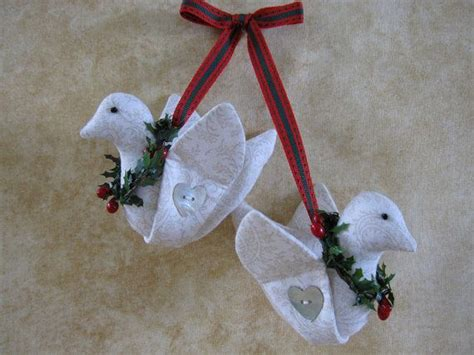 1000 images about turtle dove christmas ornaments on