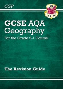 new grade 9 1 gcse 1782947760 new grade 9 1 gcse geography aqa revision guide cgp books 9781782946106 telegraph bookshop